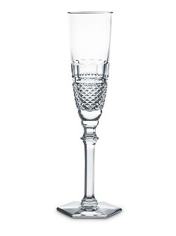 Diamant Crystal Champagne Flutes by Baccarat in Furious 7