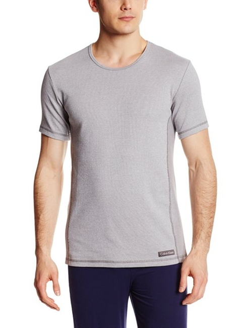 Short Sleeve Crew T-Shirt by Calvin Klein in Paper Towns