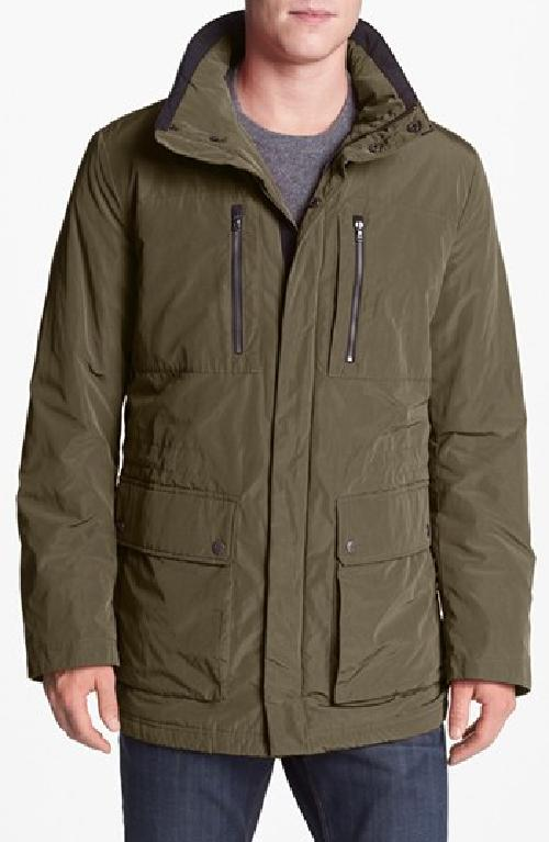 'Explorer' Jacket by Victorinox Swiss Army in Sabotage
