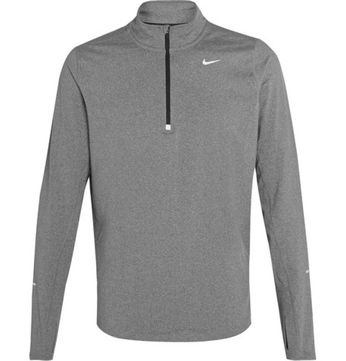 Element Dri-Fit Half-Zip Shirt by Nike Running in Sleeping with Other People