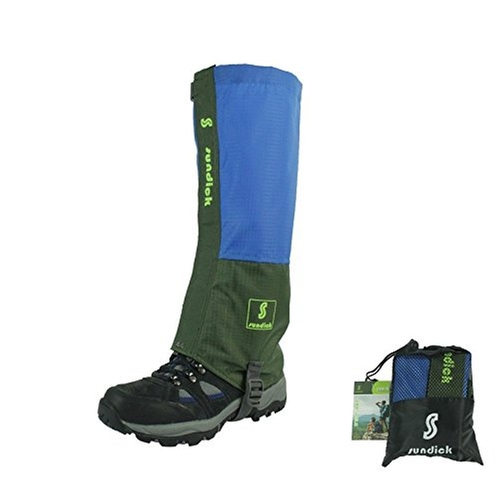 Vanplus Mountaineering Leg Gaiters by Sundick in Everest