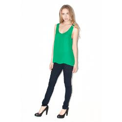 Signature Tank In Kelly Green by Otte New York in The Other Woman
