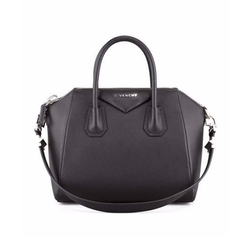 Antigona Small Sugar Goatskin Satchel Bag by Givenchy in Suits