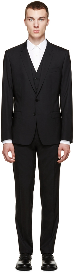 Martini Three-Piece Suit by Dolce & Gabbana in The Martian