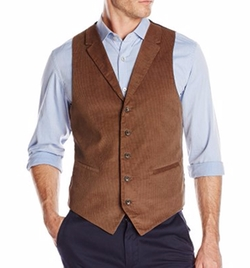 Corduroy Vest by U.S. Polo Assn. in Fantastic Beasts and Where to Find Them
