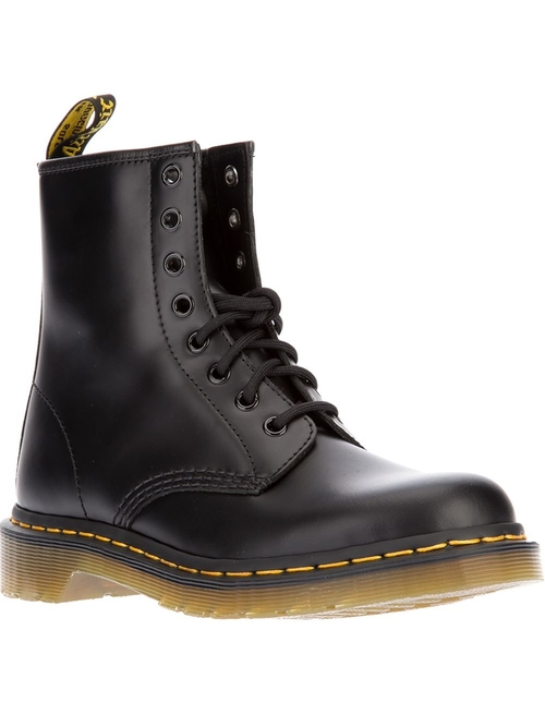 Lace Up Boots by Dr. Martens in If I Stay