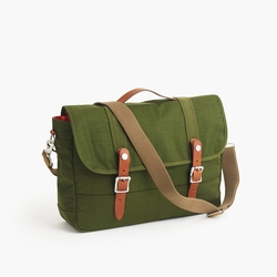 Harwick Messenger Bag by J. Crew in Cabin in the Woods