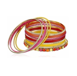 Bangle Bracelets Set by Amazon Collection in Sisters