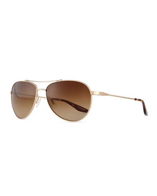 Lovitt Aviator Sunglasses by Barton Perreira	 in Entourage