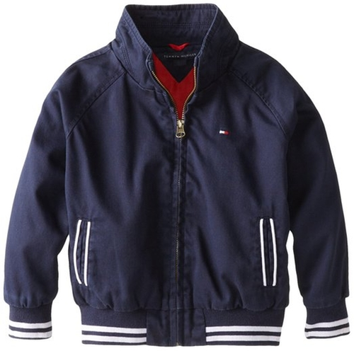 Big Boys' Anchor Jacket by Tommy Hilfiger in Need for Speed