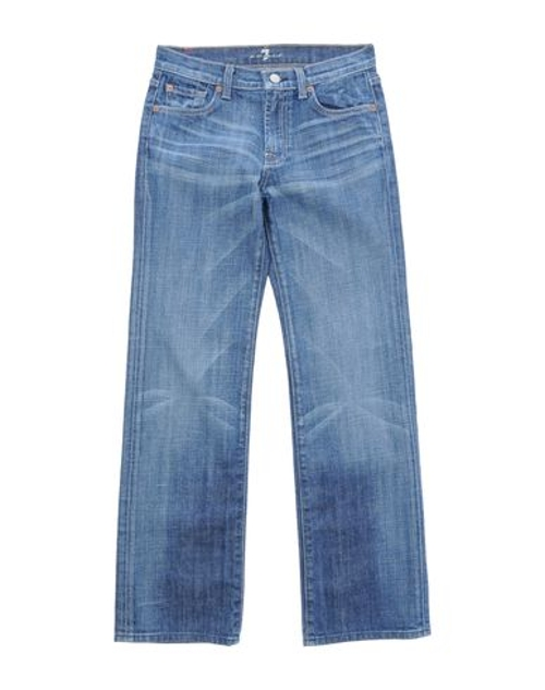 Denim Pants by 7 For All Mankind in Cut Bank