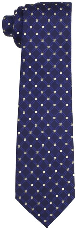 Dot Grid Necktie by Dockers in The Longest Ride