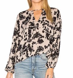 Winslow Woven Top by Amuse Society in New Girl