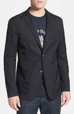 'Marick' Extra Trim Fit Sport Coat by Boss Hugo Boss in If I Stay