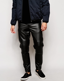 Drop Crotch Pants by Asos in American Ultra