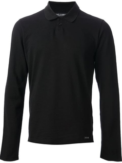 Long Sleeve Polo Shirt by Dolce & Gabbana in Mission: Impossible - Rogue Nation
