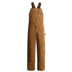 Bib Overalls by Carhartt in The Ranch