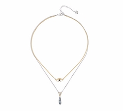 Layered Gipsy Necklace by Swarovski in The Fate of the Furious