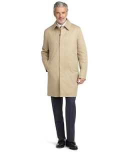 Cotton Car Coat by Brooks Brothers in Popstar: Never Stop Never Stopping