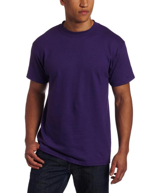 Men's Classic Short Sleeve T-Shirt by Soffe in About Last Night