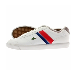 Comba Pri SPM Trainers by Lacoste in Flaked