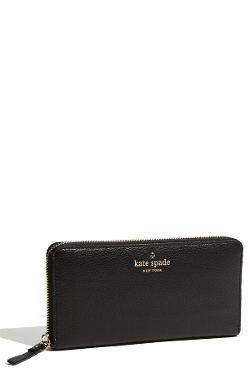 'Cobble Hill - Lacey' Zip Around Wallet by Kate Spade New York in Mean Girls