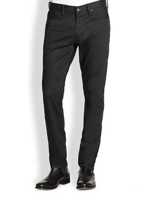 Straight-Fit Jeans by Ralph Lauren Black Label in The Gunman