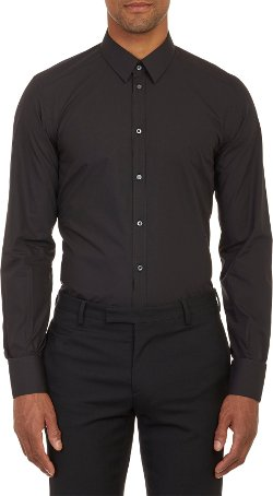 Slim-Fit Dress Shirt by Dolce & Gabbana in John Wick