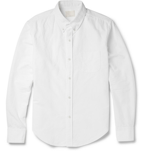 Slim-Fit Cotton-Oxford Shirt by Band of Outsiders in Fight Club