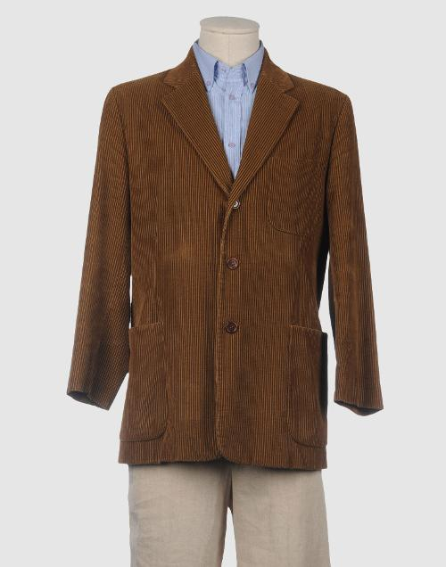 Corduroy Blazer by Antonio Miro in Anchorman 2: The Legend Continues