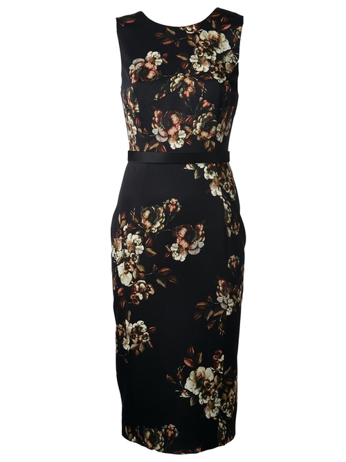 Crepe Floral Dress by Jason Wu in Only God Forgives