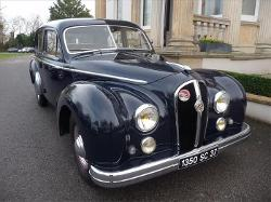 1951 Anjou by Hotchkiss in Yves Saint Laurent