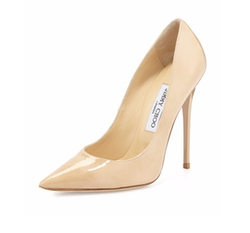 Anouk Patent Leather Pumps by Jimmy Choo in Girls Trip