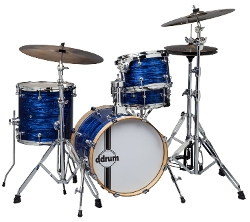 Speakeasy Flyer Bop Drum Set by Ddrum in Dope