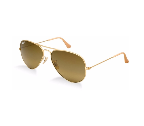 Original Aviator Sunglasses by Ray-Ban in The Man from U.N.C.L.E.