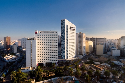 Hotel Sofitel Casablanca Tour Blanche Casablanca, Morocco in Mission: Impossible - Rogue Nation