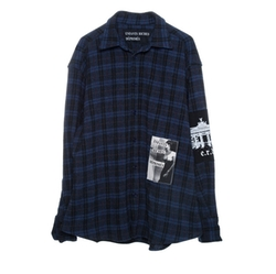 Chemise À Carreaux Bleu Shirt by Enfants Riches Deprimes in Keeping Up With The Kardashians