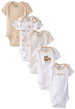 Neutral Variety Onesie by Gerber in The Place Beyond The Pines