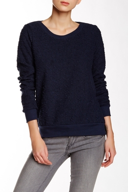 Entrada Crew Neck Sweater by Alternative in Love