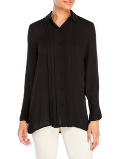 Finnegan Woven Blouse by Zelda in Chelsea