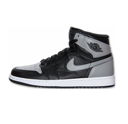 "Nike Air Jordan 1 Retro High Og ""Shadow"" Leather Basketball Shoes by Nike in Rob & Chyna"