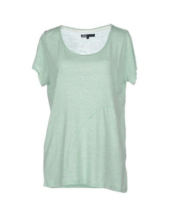 Round Collar T-Shirt by Minimum in Sleeping with Other People