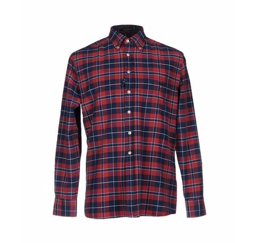 Check Button Down Shirt by Gant in Modern Family