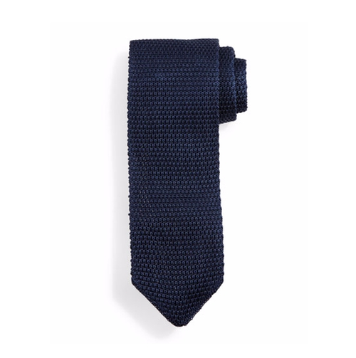 Striped Knit Tie by Tom Ford in Suits - Season 5 Episode 10