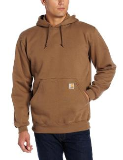 Men's Big Heavyweight Hooded Sweatshirt by Carhartt in Neighbors