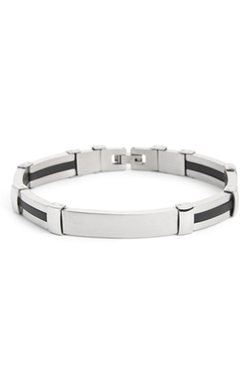 Stainless Steel Bracelet by Link Up in Rock The Kasbah