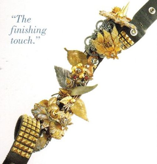 Embellished Belt by Zac Posen in Sex and the City 2