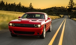 Challenger SXT Coupe by Dodge in Animal Kingdom