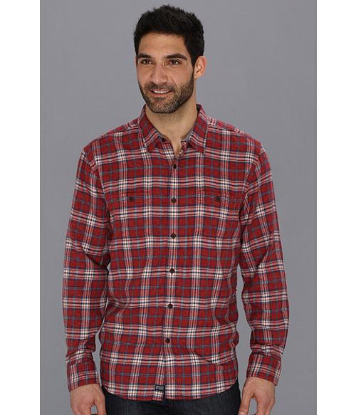 Palisades Plaid 2-Pocket by LUCKY BRAND in Dawn of the Planet of the Apes