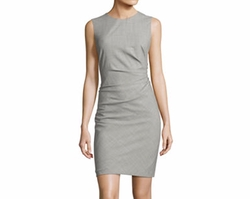 Jorianna Continuous Stretch Sheath Dress by Theory in Power